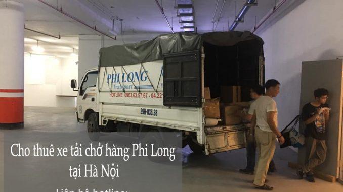 Dịch vụ thuê xe tải 500kg tại đường Tân Mỹ đi Vĩnh Phúc