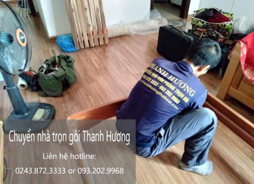Chuyển văn phòng giá rẻ từ phố Ngọc Trì đi Bắc Giang