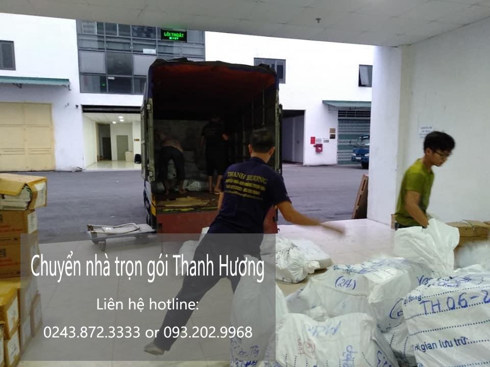 Chuyển văn phòng Hà Nội phố Thanh Bảo đi Thanh Hóa