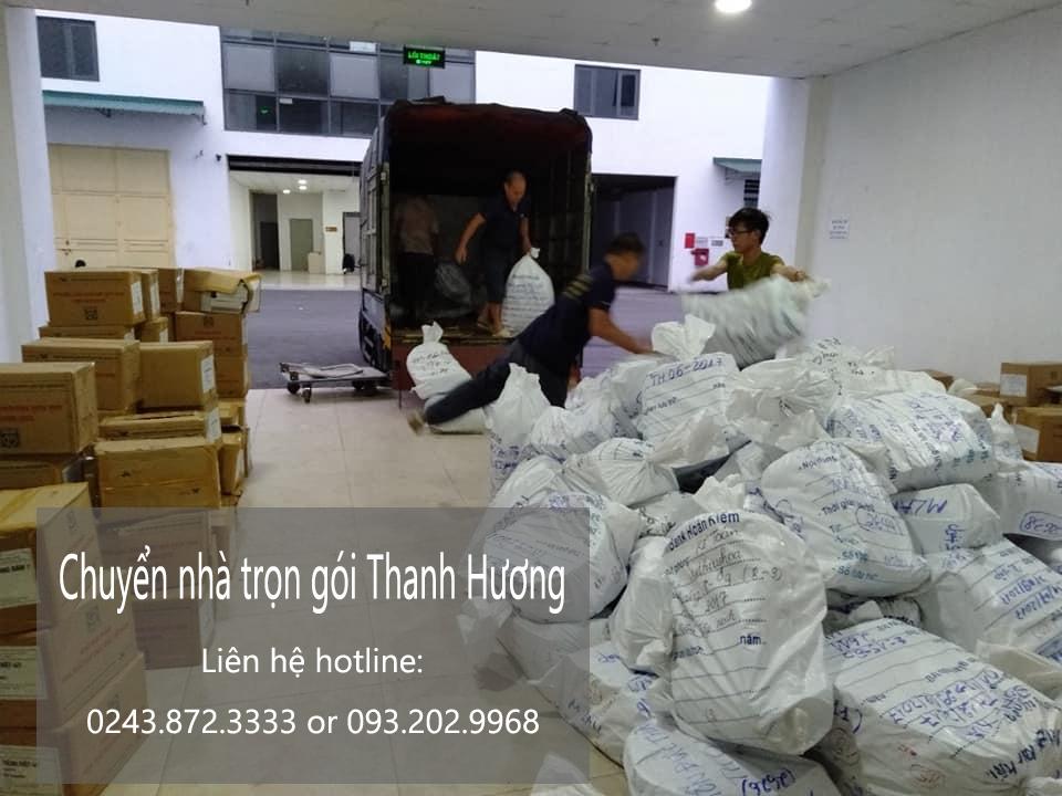 Dịch vụ chuyển văn phòng tại huyện Gia Lâm