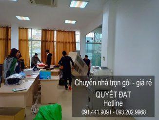 Taxi tải chuyển văn phòng trọn gói tại Hà Nội đi Hải Phòng