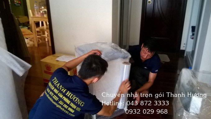 Dịch vụ chuyển văn phòng tại huyện Thanh Oai