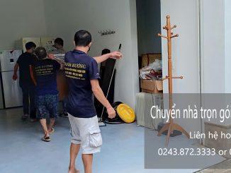Chuyển văn phòng từ đường Thượng Thanh đi Hải Phòng