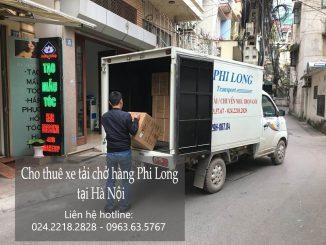 Chuyển văn phòng hà nội từ đường Lâm Du đi Hải Phòng