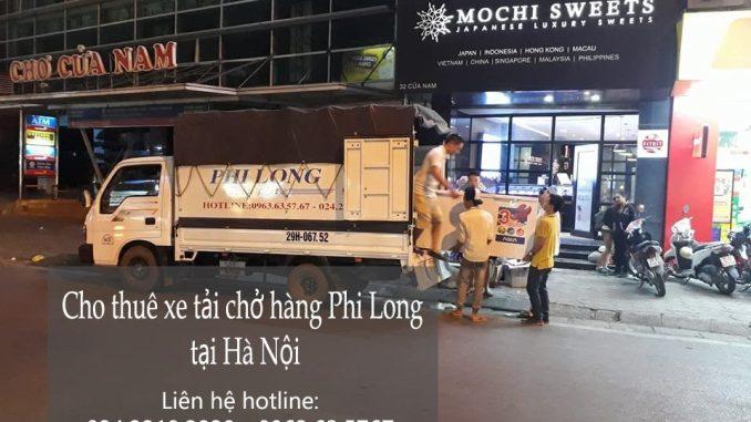 Chuyển văn phòng hà nội từ đường Phạm Hùng đi Cà Mau